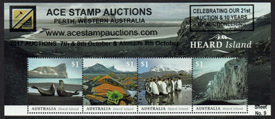 Ace Stamp Auctions - Merchandise
